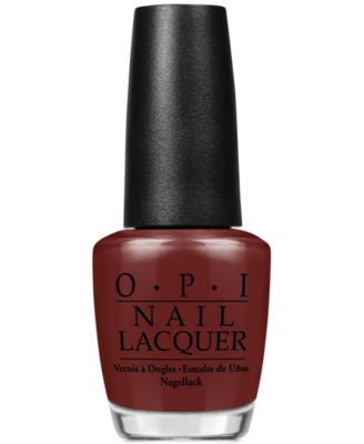OPI Nail Lacquer, Espresso Your Style