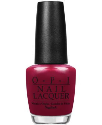OPI Nail Lacquer, Thank Glogg It's Friday!