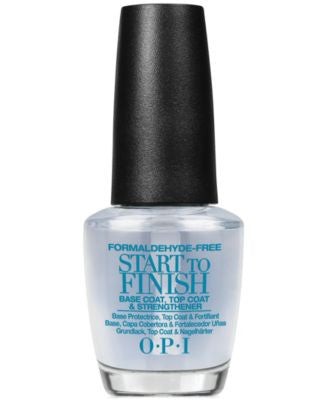 OPI Start To Finish All-in-One