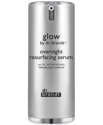 dr. brandt glow overnight resurfacing serum, 1.7 oz