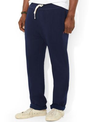 Polo Ralph Lauren Big and Tall Fleece Sweatpants