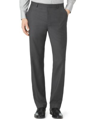 Calvin Klein Men's Slim Fit Dress Pants