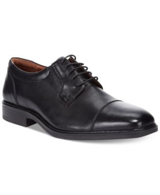 Johnston & Murphy Tillman Waterproof Cap-Toe Oxfords