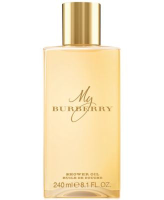 Burberry My Burberry Shower Oil, 8.1 oz