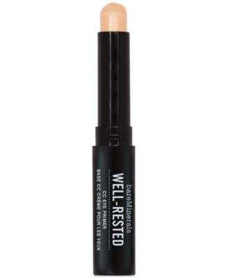 Bare Escentuals bareMinerals Well-Rested CC Eye Primer, 0.05 oz