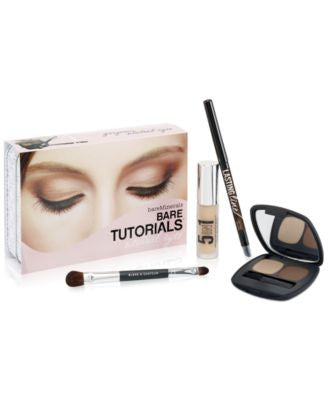 Bare Escentuals bareMinerals Bare Tutorials: Neutral Eyes Value Set