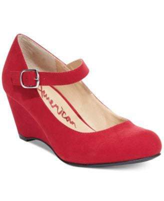 American Rag Meesha Mary Jane Wedges, Only at Vogily