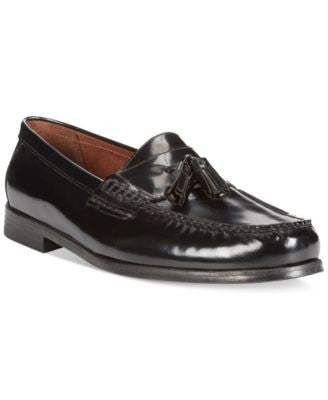 Johnston & Murphy Pannell Tassel Loafers