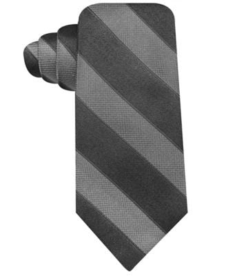 Ryan Seacrest Distinction Attraction Bar Stripe Slim Tie