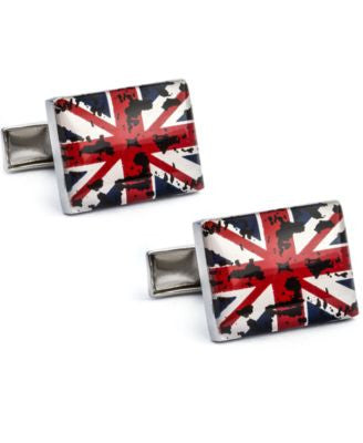 English Laundry Union Jack Cufflinks