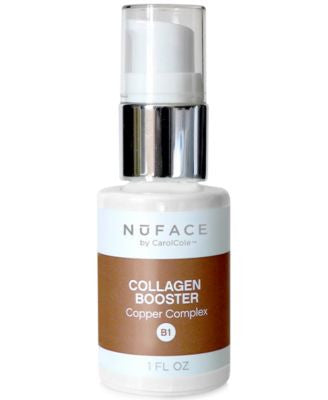 NuFACE Collagen Booster Copper Complex Serum, 1 oz