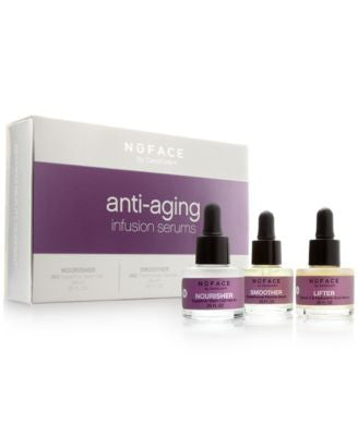 NuFACE Anti-Aging Infusion Serums Trio
