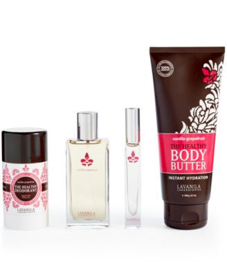 LAVANILA Vanilla Grapefruit Fragrance Collection