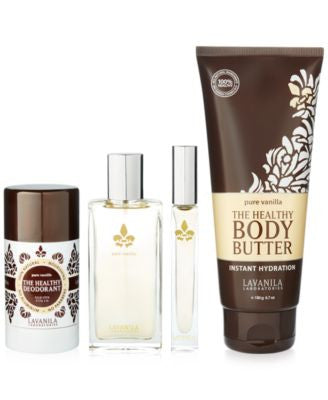 LAVANILA Pure Vanilla Fragrance Collection