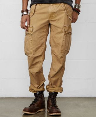 Denim & Supply Ralph Lauren Men's Field Cargo Pants