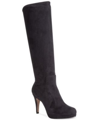Adrienne Vittadini Premiere Tall Dress Boots