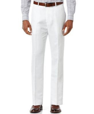 Perry Ellis Linen Suit Pants