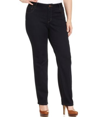 Lee Platinum Plus Size Easy Fit Skinny Jeans