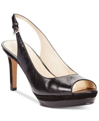 Nine West Able Mid-Heel Pumps