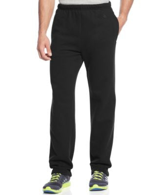 The North Face Logo Fleece Closed Bottom Pants