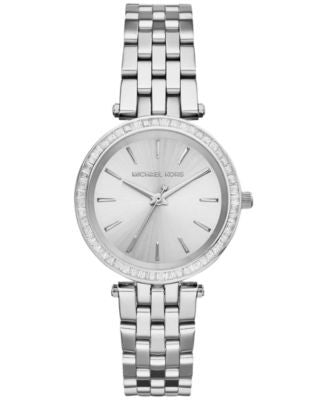 Michael Kors Women's Mini Darci Stainless Steel Bracelet Watch 33mm MK3364