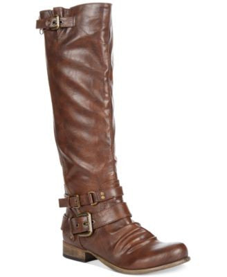 Carlos by Carlos Santana Hanna Tall Shaft Boots