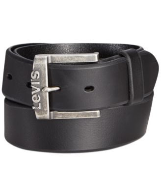 Levi's Leather Logo Belt