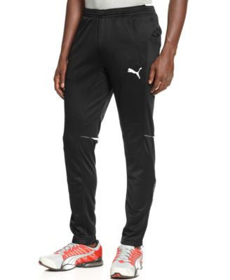 Puma Men's Tapered Drawstring Training Joggers