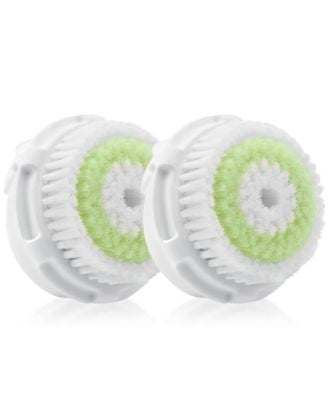 Clarisonic Dual Brush Head Pack - Acne Cleansing