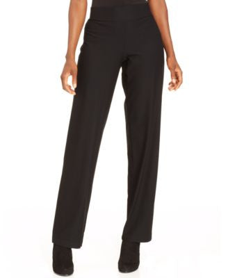 Eileen Fisher Petite Straight Leg Pants