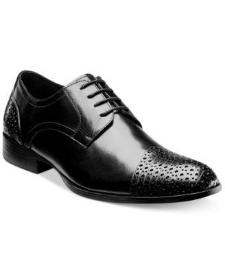 Stacy Adams Pierpont Cap-Toe Oxfords
