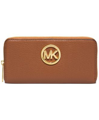MICHAEL Michael Kors Fulton Zip Around Continental Wallet