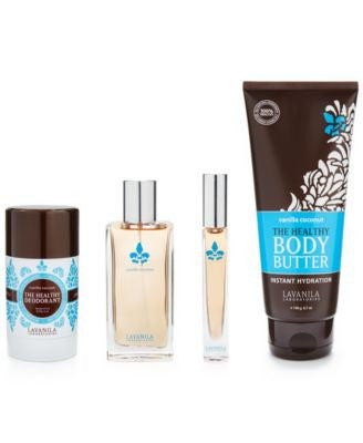 LAVANILA Vanilla Coconut Fragrance Collection
