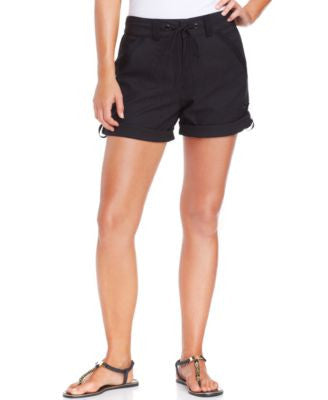 JAG Cuffed Cover-Up Shorts