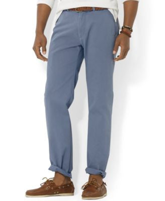 Polo Ralph Lauren Classic-Fit Chino Pants
