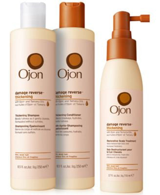 Ojon Damage Reverse Thickening Collection