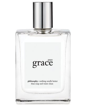 philosophy pure grace spray fragrance, 2 oz
