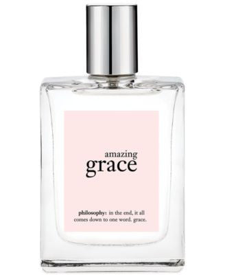 philosophy amazing grace spray fragrance, 4 oz