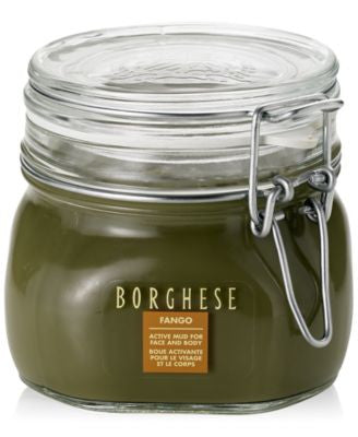 Borghese Fango Active Mud for Face and Body, 17.6 oz