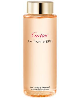 Cartier La Panthère Shower Gel, 6.7 oz