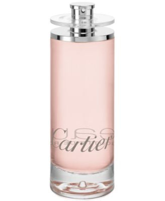 Eau de Cartier Goutte de Rose Eau de Toilette Spray, 6.7 oz