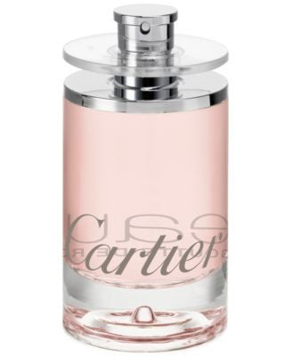Eau de Cartier Goutte de Rose Eau de Toilette Spray, 3.3 oz