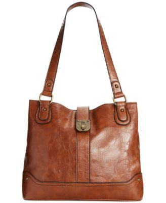 Style& Co. Twistlock Shopper, Only at Vogily