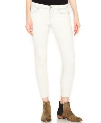 Free People Roller Crop Mid-Rise Skinny Jeans
