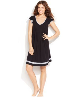 Ellen Tracy Yours to Love Short Sleeve Chemise