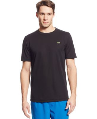 Lacoste Crew-Neck Solid Performance T-Shirt