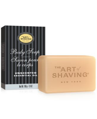 The Art of Shaving Unscented Body Soap