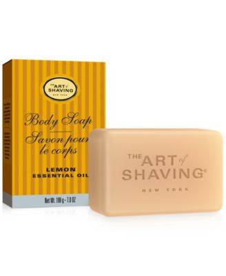 The Art of Shaving Lemon Body Soap