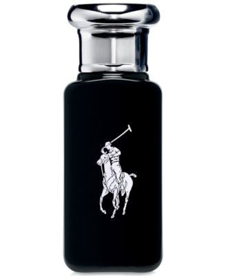 Ralph Lauren Polo Black Eau de Toilette Travel Spray, 1 oz