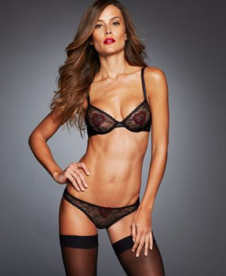L'Agent by Agent Provocateur Esthar Unlined Demi Bra L020-10
